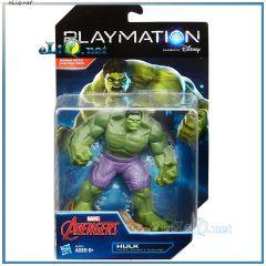 Коллекционная фигурка Халк Дисней Playmation Marvel Avengers Hulk Hero Smart Figure Hasbro. Дисней оригинал