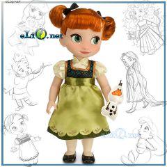 Кукла малышка Анна (Frozen, Disney)