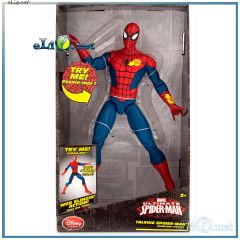 Говорящий Человек Паук Спайдермен Дисней Марвел. Spider-Man Talking Action Figure Disney Marvel.