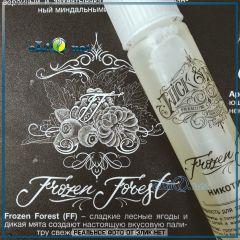 Wick & Wire Frozen Forest 30мл - Премиум жидкость для заправки электронных сигарет Wick & Wire. Украина.