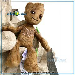 Плюшевая кукла Грут Дисней. Стражи Галактики Марвел. Groot Plush - Guardians of the Galaxy Vol. 2 Marvel. Дисней оригинал
