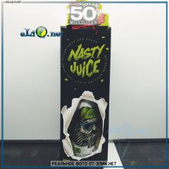 Nasty Juice Fat Boy Оригинал 50 мл - жидкость для заправки электронных сигарет Насти Джус Фэт Бой. Малайзия.