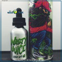Nasty Juice Green Ape Оригинал 50 мл жидкость для заправки вейпа Насти Джус Грин Эйп. Малайзия. Зеленая обезьяна.