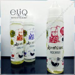 IVA  Passionfruit 60мл - авторская жидкость для заправки электронных сигарет. Украина. Лимонад.