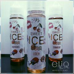 IVA Sweet ICE Citron 60мл - авторская жидкость для заправки электронных сигарет. Украина.