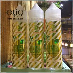 3GER TheVapehackers Lemon Lemon Original 60мл заправка для вейпа. Лимонный леденец. Премиум. 3GERcraft
