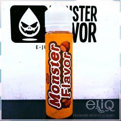 Monster Flavor Nuts 60мл - жидкость для заправки электронных сигарет. Украина. Батончик Натс, орех и нуга.