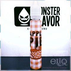 Monster Flavor Apple pie 30мл - жидкость для заправки электронных сигарет Украина. Яблочный пирог.