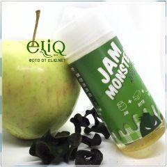 100 мл Jam Monser Apple - жидкость для заправки электронных сигарет. Джем Монстр Яблочный