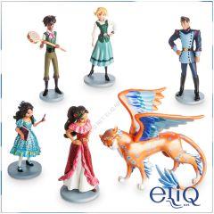 Набор 6 фигурок Елена принцесса Авалора. Elelna of Avalor Figurine set Дисней оригинал