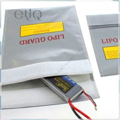 Огнеупорный мешок - конверт для зарядки Li-Po аккумуляторов.