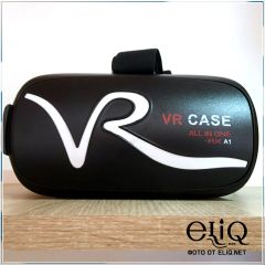 RK-A1 VR CASE Box Virtual Reality очки - шлем виртуальной реальности.
