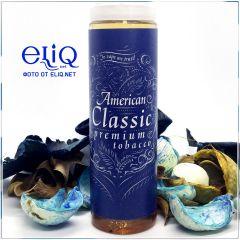 IVA American Classic 60мл - жидкость для заправки электронных сигарет. Ива Американский табак