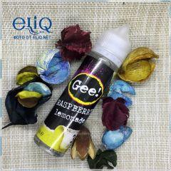 60ml Gee! Raspberry Lemonade - жидкость для заправки электронных сигарет Гии: малиновый лимонад