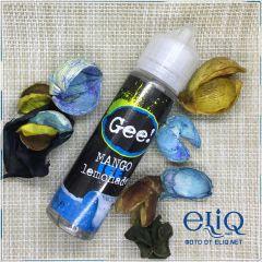 60ml Gee! ICE Mango Lemonade - жидкость для заправки электронных сигарет Гии: холодный манго лимонад