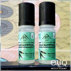 10 мл Eucaliptus AlpLiq - ароматизатор для самозамеса, Франция. Эвкалипт