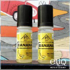 10 мл Banana AlpLiq - ароматизатор для самозамеса, Франция. Банан.