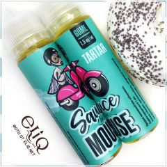 60ml Sauce for Mouse Tartar - жидкость для заправки электронных сигарет Пончик с белым шоколадом