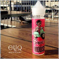60ml Sauce for Mouse Barbecue - жидкость для заправки электронных сигарет Малиновое мороженое со сладкой ватой