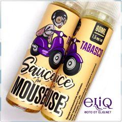 60ml Sauce for Mouse Tabasco - жидкость для заправки электронных сигарет Табак с ванилью