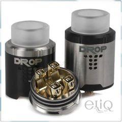 Дрипка Digiflavor DROP RDA - обслуживаемый атомайзер для дрипа. Оригинал.