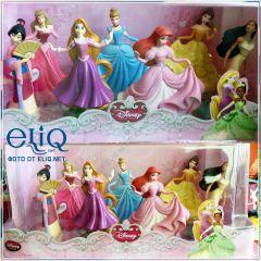 Набор фигурок Принцессы Диснея. Disney Princess оригинал США, 2 выпуск