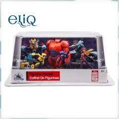 Набор мини-фигурок Big Hero 6 play set Disney, Дисней оригинал из США