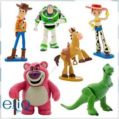 Набор фигурок Toy Story Disney, Дисней оригинал США.