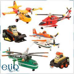 Набор фигурок Planes Fire & Rescue Disney, Самолеты. Спасатель, пожарник. Дисней оригинал США.