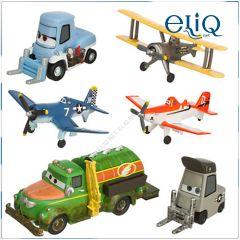 Набор фигурок Planes Disney, Самолеты Литачки Дисней оригинал США.
