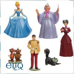 Набор фигурок Cinderella Disney, Золушка Дисней оригинал США.