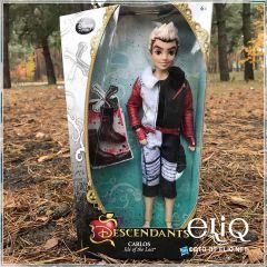 Кукла Карлос. Наследники. Carlos Doll - Descendants (Disney) Дисней. Оригинал.