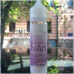 IVA LILAC 60мл - авторская жидкость для заправки электронных сигарет Ива Украина. Лиловый.