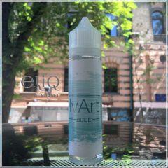 IVA BLUE 60мл - авторская жидкость для заправки электронных сигарет Ива Украина.