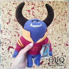 Johnny Monsters University Мягкая игрушка Джонни Университет Монстров Дисней Disney