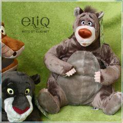 Мягкая игрушка медведь Балу (Baloo) из м/ф Книга Джунглей Дисней Оригинал.
