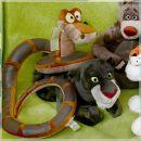 Мягкая игрушка Удав Каа (Kaa) из м/ф Книга Джунглей Дисней Оригинал.