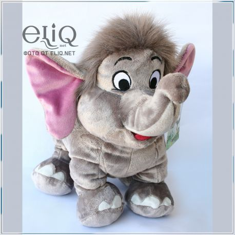 Мягкая игрушка слоненок Junior из м/ф Книга Джунглей Дисней Оригинал.