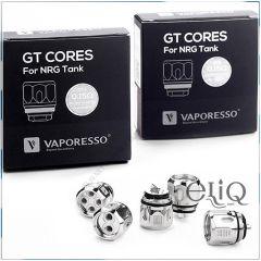 Vaporesso NRG CCELL Ceramic / GT4 / GT6 / GT8 Coil - универсальные испарители для атомайзеров NRG серии.