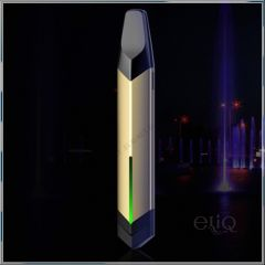 Vaptio Solo-Flat Starter Kit 650mAh - мини-вейп, стартовый набор, электронная сигарета. Pod система