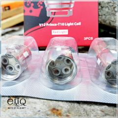 Испарители SMOK TFV12 Prince T10 Light Coils 0.12ohm для атомайзеров TFV12 Prince, Resa Prince, TFV12 Prince Cobra Tank