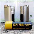 Eleaf iStick Pico 21700 100W + аккумулятор 21700 - Батарейный блок для электронной сигареты. Оригинал