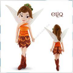 Большая плюшевая фея Фауна. Феи: Легенда о Чудовище. Fawn Fairy Disney. Дисней оригинал, США