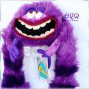 Art Monsters University Мягкая игрушка Арт Университет Монстров Дисней Disney