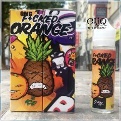 60ml F*cked Liquids Orange Ice. Жидкость для заправки электронных сигарет. Апельсин с холодком