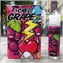 60ml F*cked Liquids Grape Ice. Жидкость для заправки  электронных сигарет. Виноград с холодком