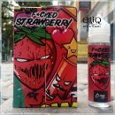 60ml F*cked Liquids Strawberry Ice. Жидкость для заправки  электронных сигарет. Клубника с холодком