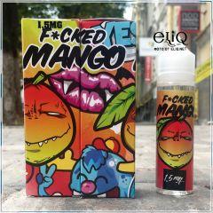 60ml F*cked Liquids Mango Ice. Жидкость для заправки электронных сигарет. Манго с холодком