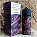 100 мл Jam Monser Raspberry - жидкость для заправки электронных сигарет. Джем Монстр Малина