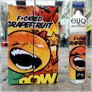 60ml F*cked Liquids GrapeFruit. Жидкость для заправки  электронных сигарет. Грейпфрут